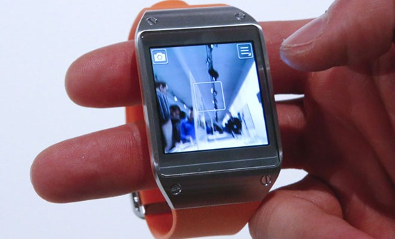 M Id 416769 Samsung Galaxy Gear First Look at Samsung Galaxy Gear smartwatch