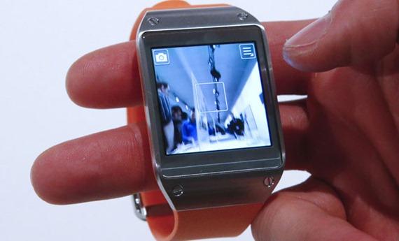 M Id 416769 Samsung Galaxy Gear First Look at Samsung Galaxy Gear smartwatch