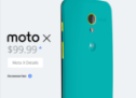 Design your own smartphone with Moto X