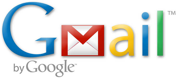 gmail logo Home