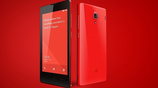 xiaomi redmi1 Home