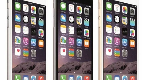 untitled 182 iPhone 6 Wins the Race With its Close Competitors
