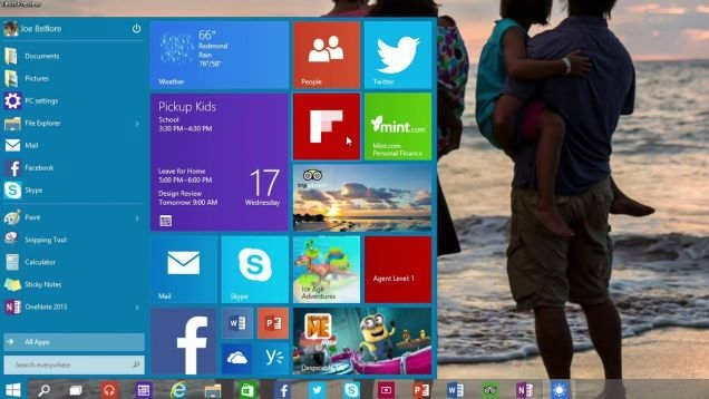 windows 10 start Windows 10: Almost Everything you need to know